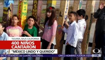 México lindo y querido, entre escombros de la CDMX