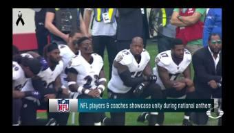 Trump decidió pelearse con los jugadores de la NFL