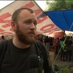 Extranjeros ayudan tras el sismo del 19-S