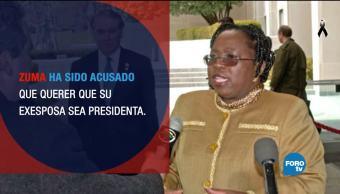 Jacob Suma, el presidente que ni con veneno muere