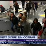 Se mantiene la gratuidad en el Metro de la CDMX