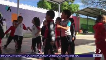 Continúa el regreso a clases de forma escalonada tras sismos de septiembre