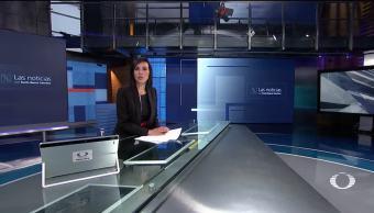 Las noticias, con Karla Iberia: Programa del 26 de septiembre de 2017