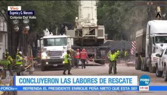 Habitantes de Gabriel Mancera no han podido regresar a viviendas sismo