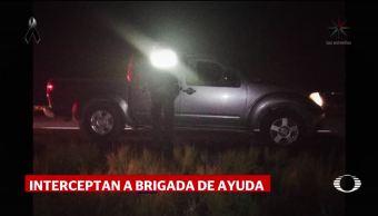Atacan y violan a brigada de ayuda en Oaxaca