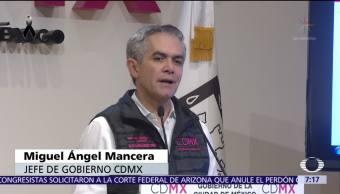 Mancera pide a arrendatarios no aumentar rentas tras sismo en CDMX