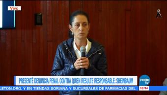Delegada de Tlalpan presenta denuncia penal por caso Rébsamen