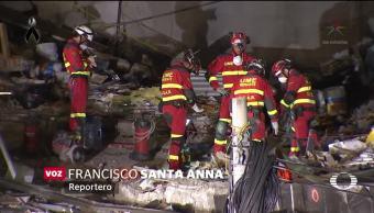 Suman 35 cuerpos recuperados en Álvaro Obregón 286