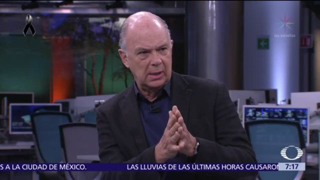 Enrique Krauze: Ciudadanía ha sido más solidaria que en 1985