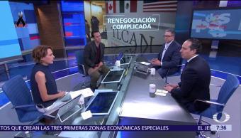 Tercera ronda de negociaciones del TLCAN, análisis en Despierta con Loret