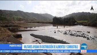 EU despliega más de 4 mil militares para ayudar Puerto Rico huracanes