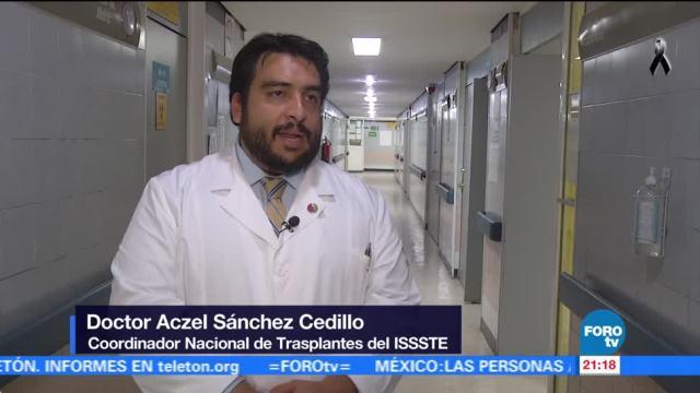 Equipo del ISSSTE concluye cirugía a pesar de sismo