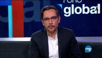 Genaro Lozano entrevista a Olga Pellicer