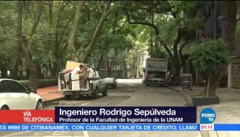 Ingenieros de la UNAM ofrecen asesoría gratuita sobre daños en inmuebles tras sismos