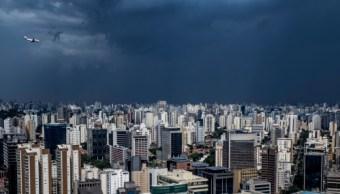 Centro de Sao Paulo, cerrado al tráfico por Día Mundial Sin Coches