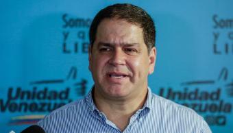 Oposición en Venezuela elige a México como garante del diálogo con Maduro