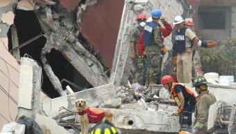 ministros scjn minuto silencio victimas sismo