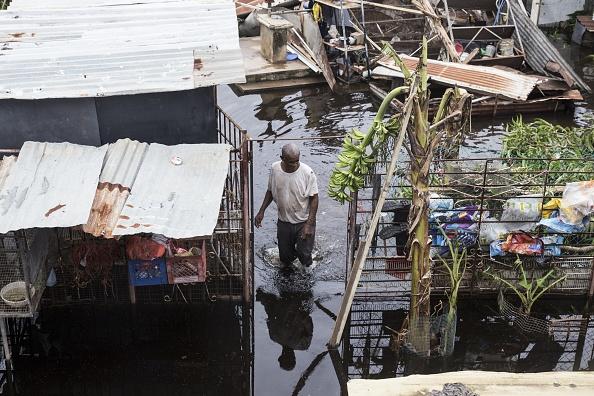 Evacuan dos pueblos ante amenaza de colapso en represa dañada — Puerto Rico