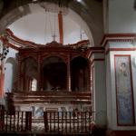 Afectaciones en templo de Chiapa de Corzo, Chiapas, tras sismo