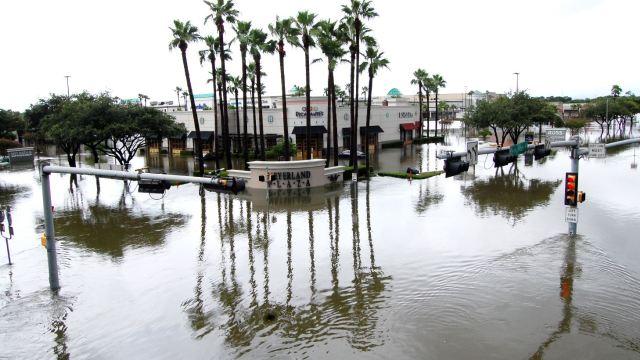 afectaciones en texas por el paso del huracán harvey