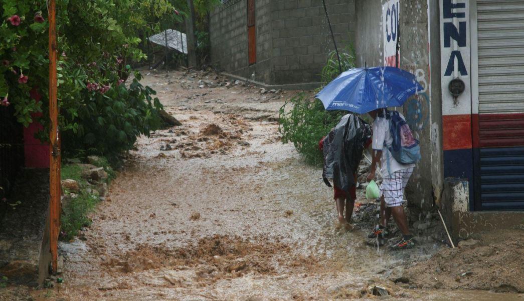 afectaciones por huracan max en guerrero