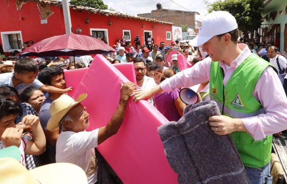 Un millón y medio de personas resultan afectadas por sismo en Chiapas