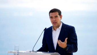 Alexis Tsipras pide seguir con reformas para Grecia
