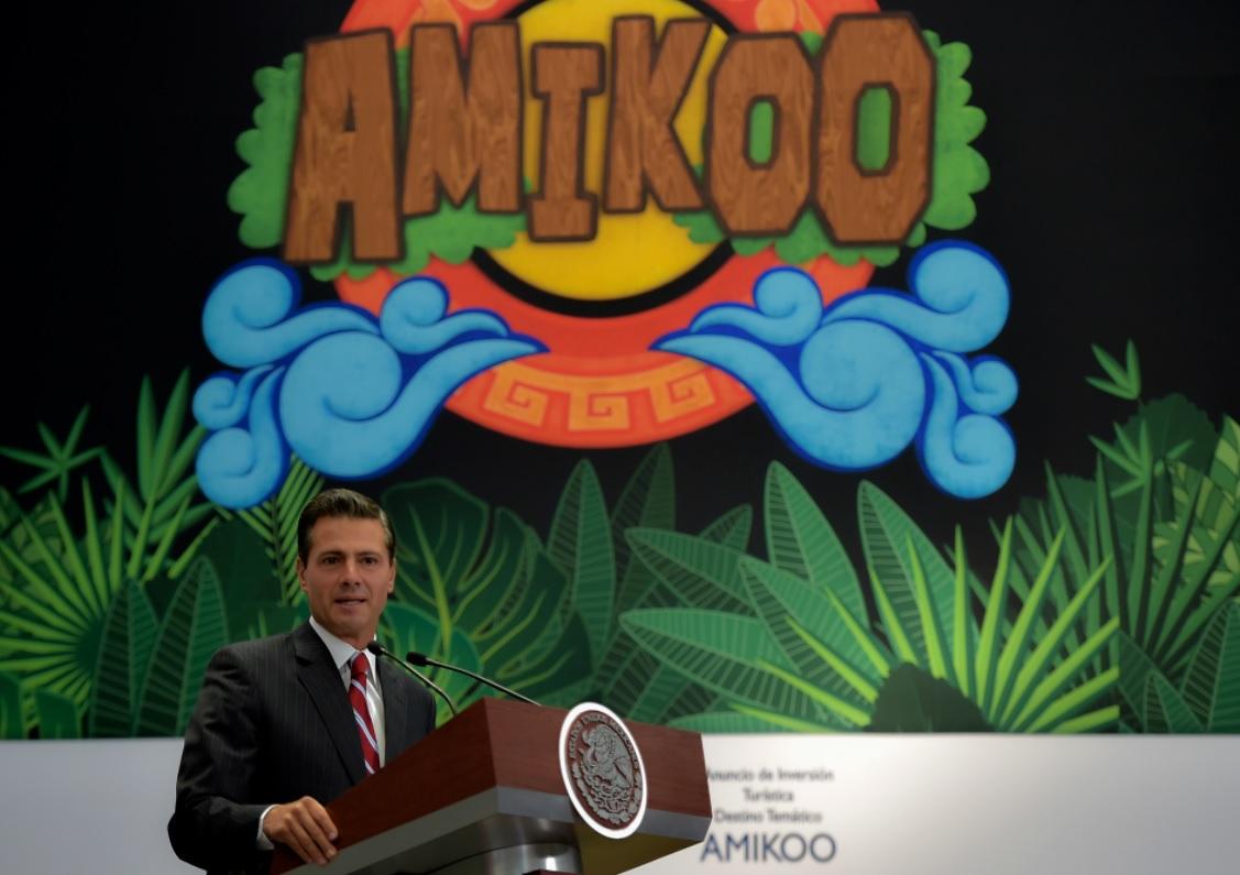 Confirmado, llega parque Amikoo a Quintana Roo