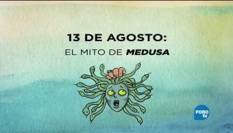 Anecdotario Secreto Medusa Historia Mítica Víctima Poseidón