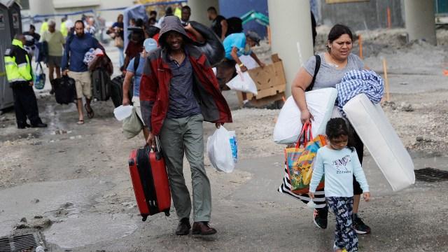 Florida pide la evacuación de 6.3 millones de personas por 'Irma'