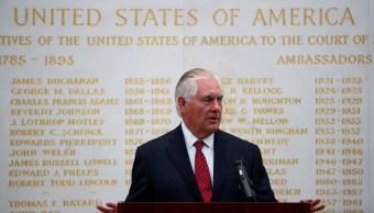 EU podría seguir siendo parte del Acuerdo de París, dice Rex Tillerson