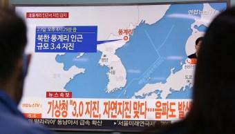 China descarta que temblor en Corea del Norte se deba a prueba nuclear