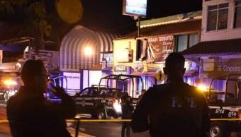 Ataque a bar deja 5 muertos y un herido en Irapuato