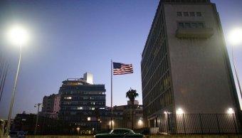 Sede de la embajada de Estados Unidos en La Habana, Cuba