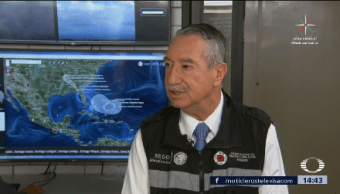 Atlas Nacional Riesgos Herramienta Dinámica Carlos Valdés, Director Cenapred