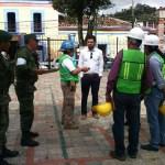 proteccion civil de chiapas revisa inmuebles afectados por sismo