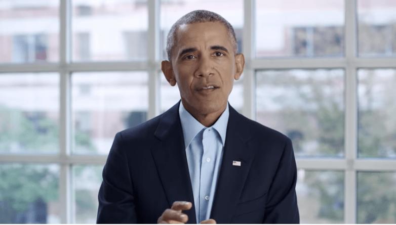 Barack Obama emitió un mensaje a través de su fundación