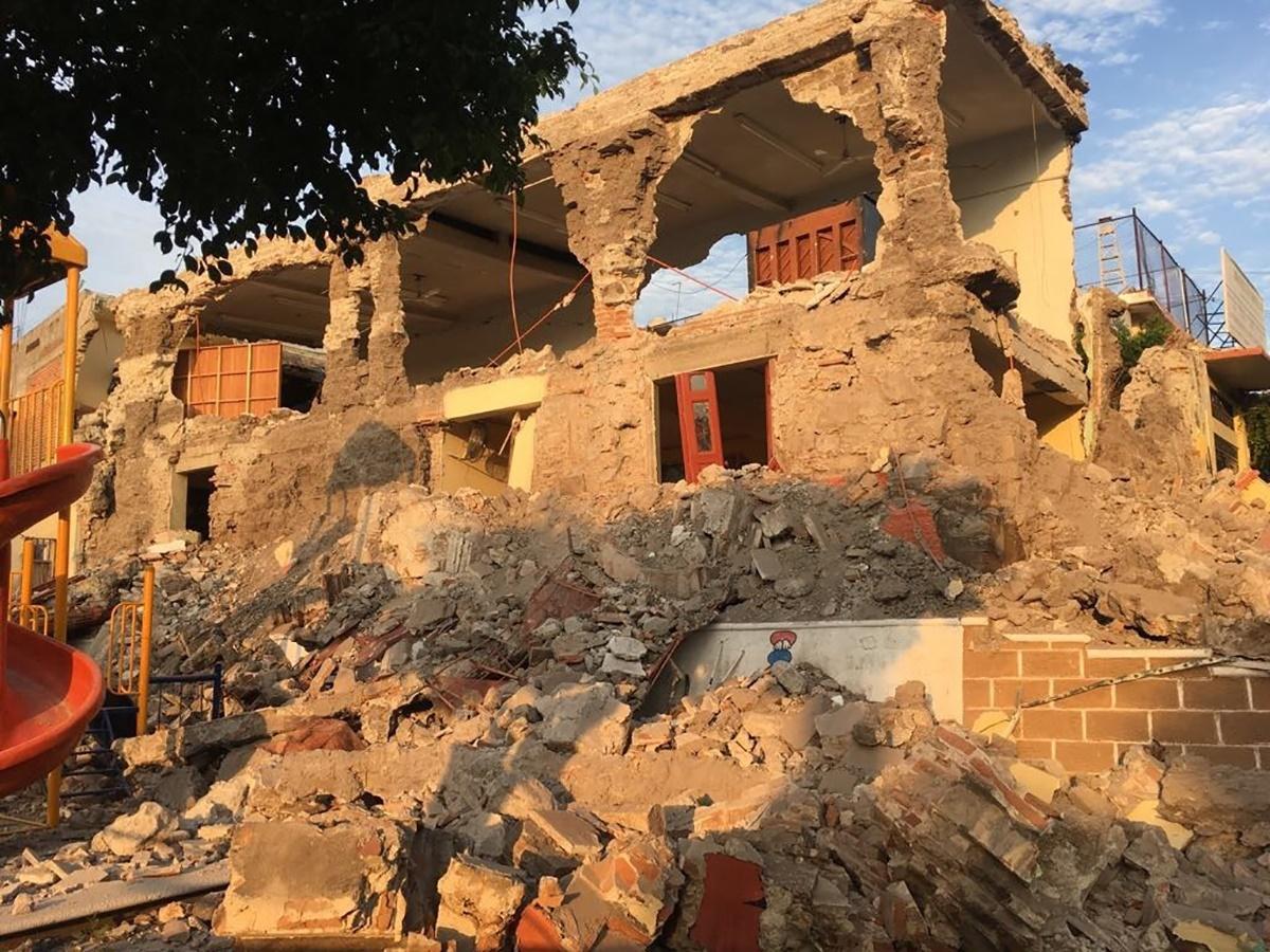 Gobernador de Morelos reporta al menos 42 muertos por sismo