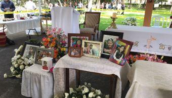 Celebran misa en recuerdo de los niños y adultos fallecidos en Colegio Rébsamen
