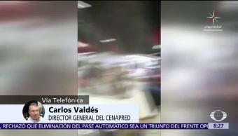 Cenapred monitorea distribución de réplicas del sismo de ChiapasCenapred monitorea distribución de réplicas del sismo de Chiapas