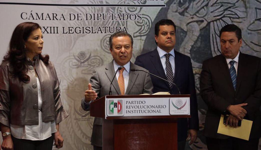 PRI votará en contra del pase automático de procurador a fiscal
