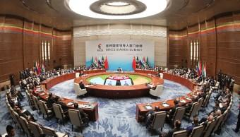 China promete 76.4 mdd para BRICS