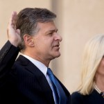 Christopher Wray jura como nuevo director FBI