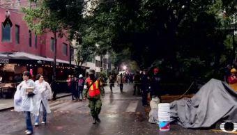 Inhabitables cientos de inmuebles que no colapsaron en CDMX tras sismo