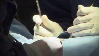 especialistas la raza practican exitosa cirugia corazon durante sismo