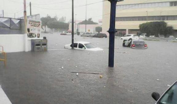 tormenta lidia ciudad obregon sonora cajeme