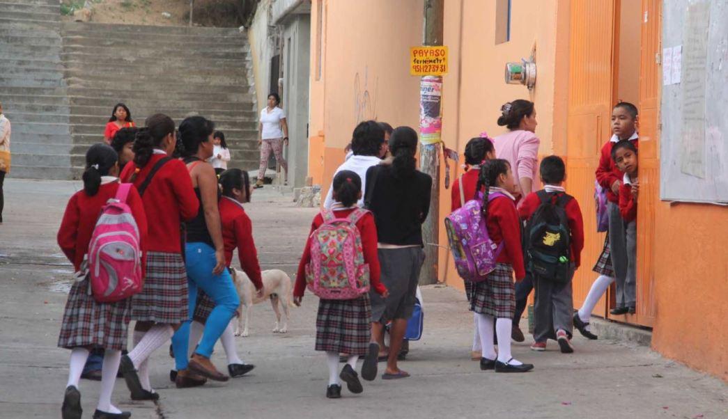 Reanudarán clases escuelas cerradas por afectaciones tras sismo en la CDMX
