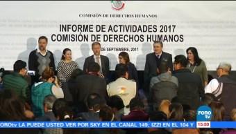 CNDH y Alto Comisionado de la ONU piden que la Fiscalía sea autónoma