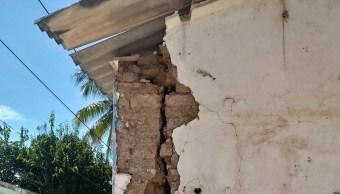 tuxpan guerrero resulta afectada por sismo del 19