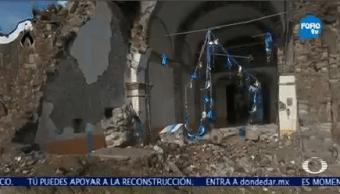 Comunidades Edomex Fueron Destruidas Sismo